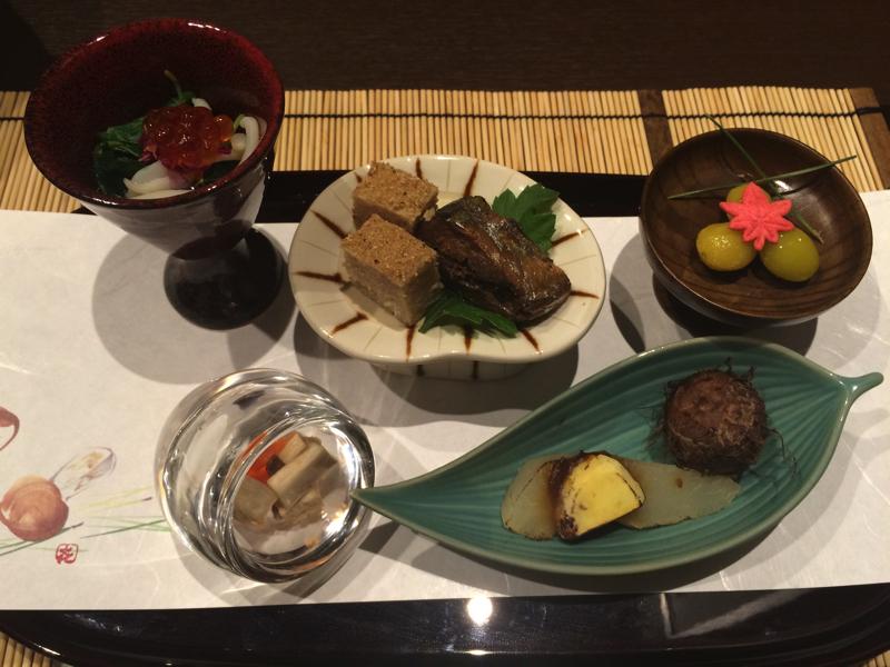 ゆうみ夕食1