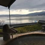 長野県上諏訪温泉にある朱白に行ってみました