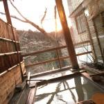 栃木県塩原温泉にある渓雲閣に行ってみました