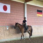 ドイツ馬術をマイスターから学びながら周遊する旅